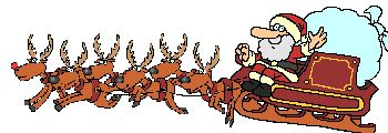 animated Christmas Sleigh rides | christmaslinks / Online Christmas Stories and Texts