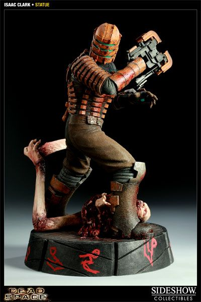 Sideshow Collectibles - Isaac Clarke Polystone Statue
