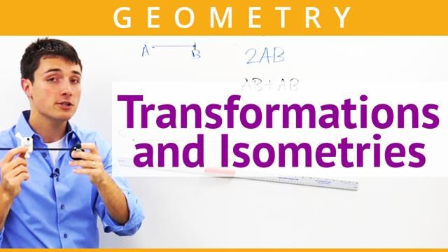 Describes all the different types of transformations in Geometry.