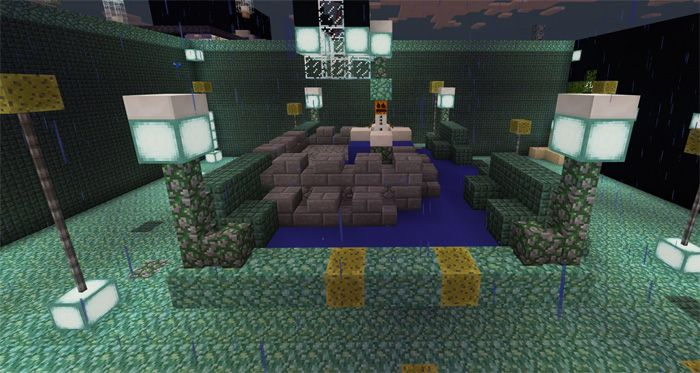 There is a variety of minigames on the map, including Hide & Seek, King of the Hill, and Disasters. These structures have been tested carefully to work correctly. Feel free to play this game in the multiplayer or single player. Founded by: BluFlyaway How does Blu's MiniGame Map [Minigame] M... https://mcpebox.com/blus-minigame-map-minigame-map-minecraft-pe/