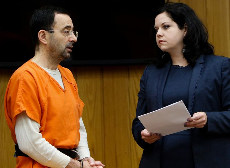 Former USA Gymnastics team doctor pleads guilty to more sexual assault charges