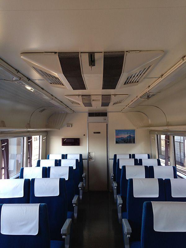 日本国有鉄道 クハ481 603号