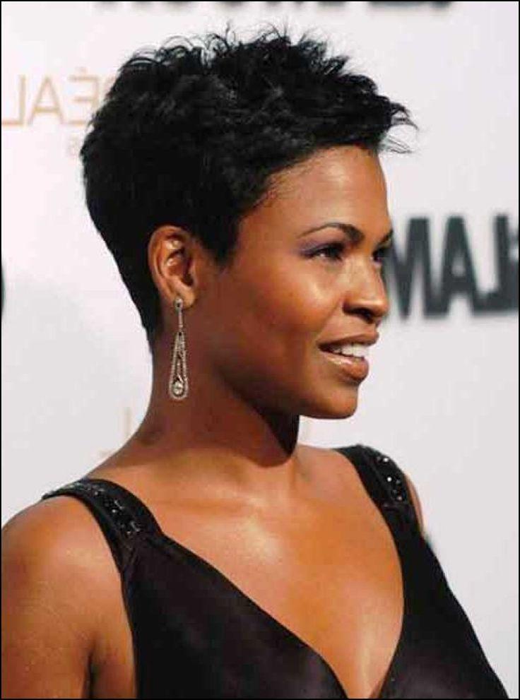 Razor Cut Hairstyles for Black Women