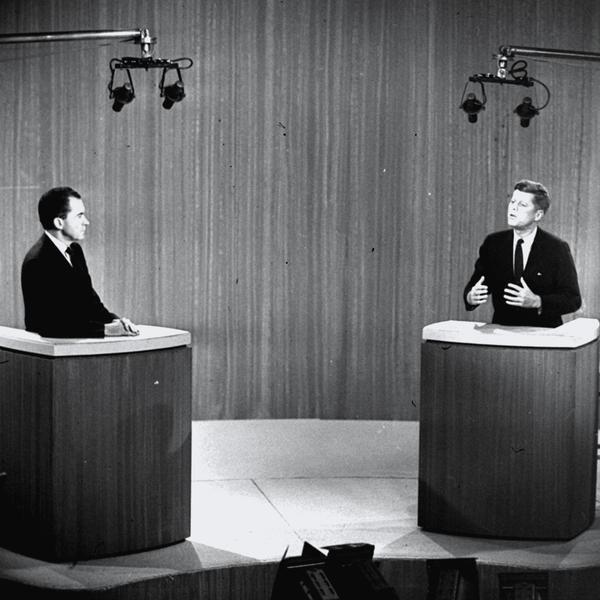 Kennedy vs Nixon  1960 Presidential Debate