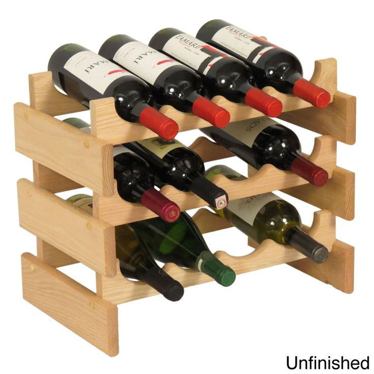 Dakota Wine Racks are one of the most versatile and easily assembled racking…