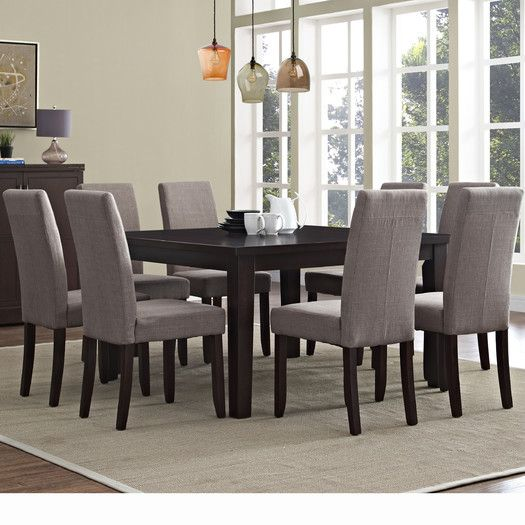 116 Best Dining Room Images On Pinterest  Dining Rooms Dining Awesome 9 Pcs Dining Room Set Review