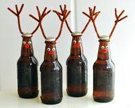 Reinbeer - Decorated beer bottles