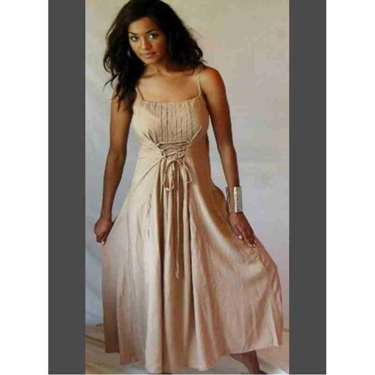 PRE-ORDER - Designer Pleats Sexy Lacing Strappy Maxi Dress (Taupe) $65.00 http://www.curvyclothing.com.au/index.php?route=product/product&path=95_97&product_id=9528
