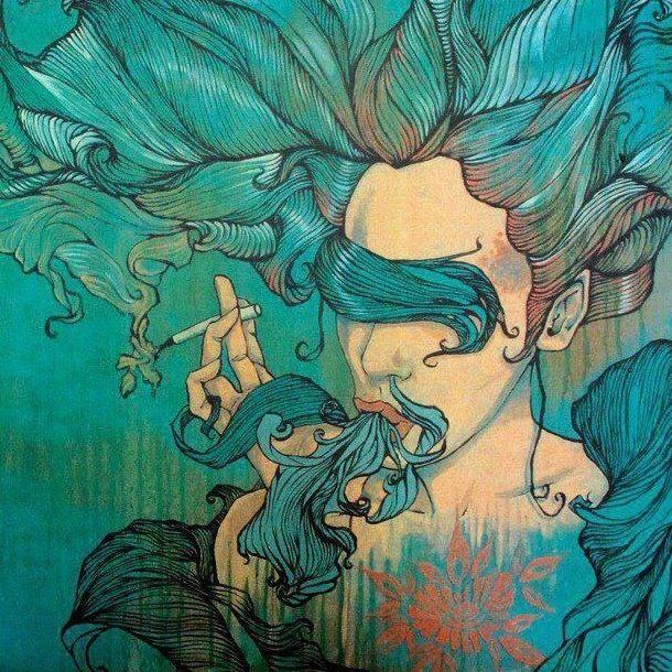 brandon boyd art koi - photo #34