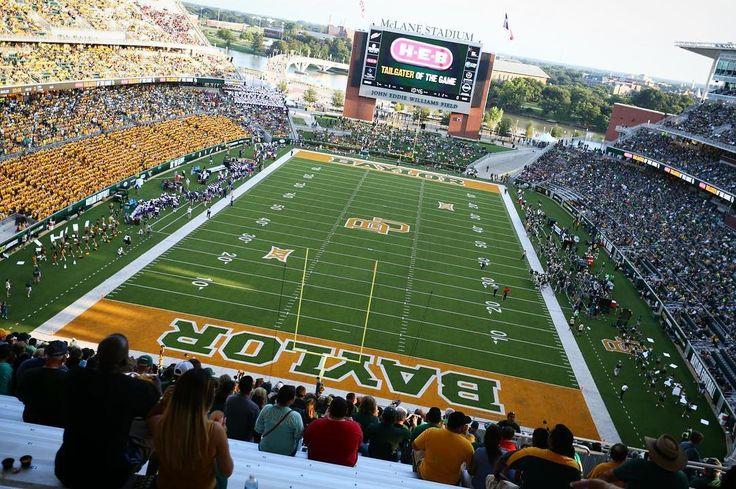 McLane Stadium at Baylor University