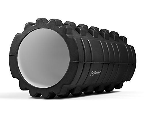 Black AP Roller  5″ x 13″ deep tissue Massage Aching muscles can last for days, so speed up your recovery by using a roller. Use this AP Roller to massage, stretch muscle & soft tissues to relax, relieve pain, enhance balance, pilates core abdominal, back stabilization, body awareness, muscle re-education, flexibility, and dynamic strength.