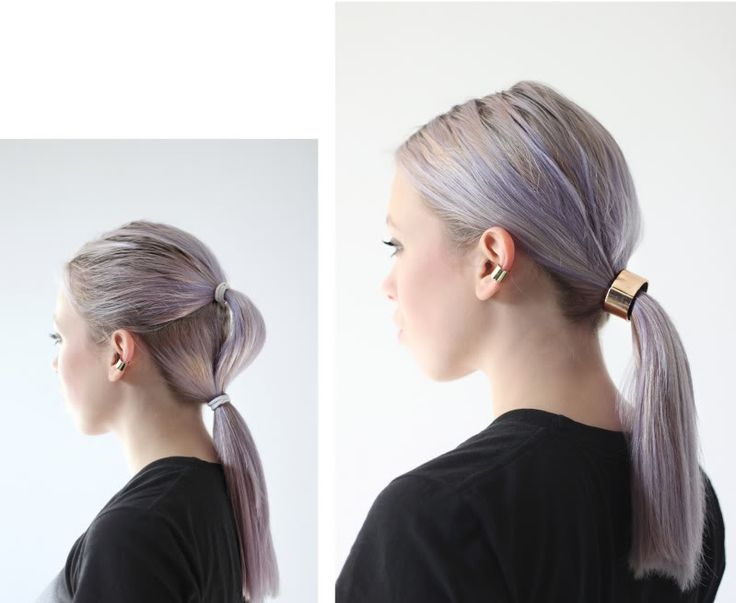 Best Hairstyle DIY Images On Pinterest Beauty Tips Beauty - Ponytail cuff diy