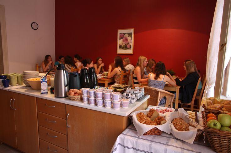 breakfast for groups