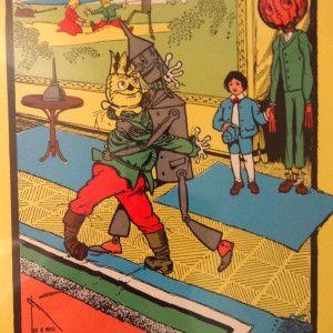 Land of Oz Record John R Neill Art 1979
