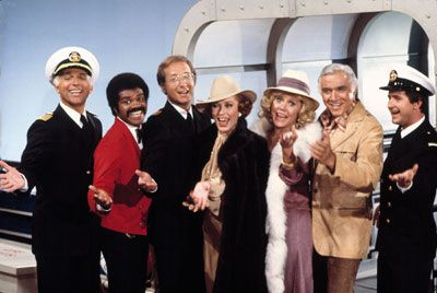 The Love Boat, Audra Lindley, ... | The Love Boat (1977-1987) This frothy romp defined Saturday-night TV: lots of guest stars, family-friendly romance, and countless trips to Puerto Vallarta aboard the Pacific…