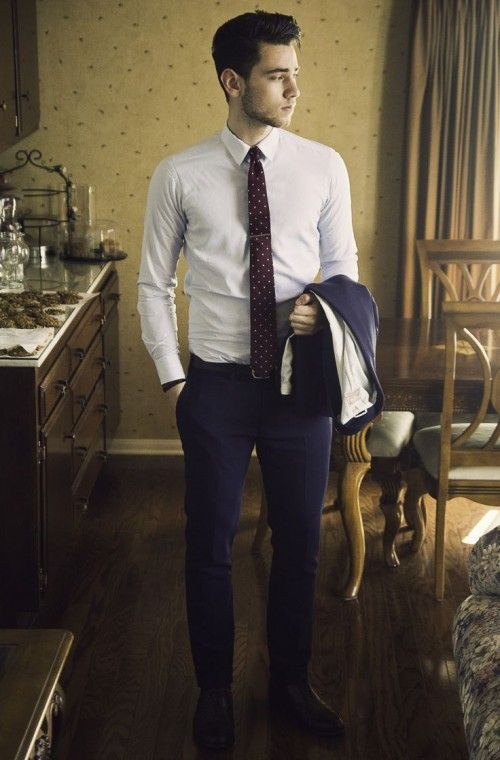 21 Stylish Men Interview Outfits To Get The Job | Styleoholic