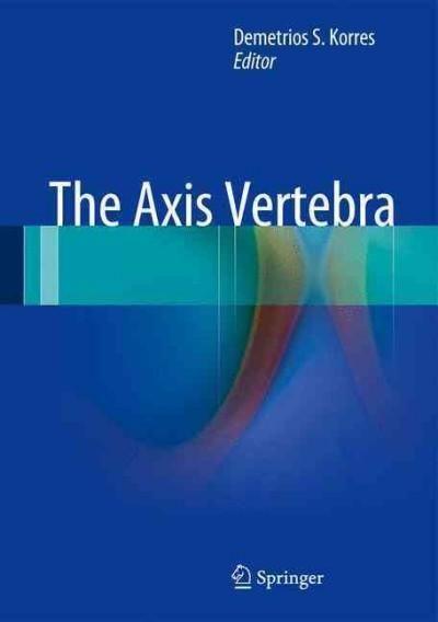 The Axis Vertebra