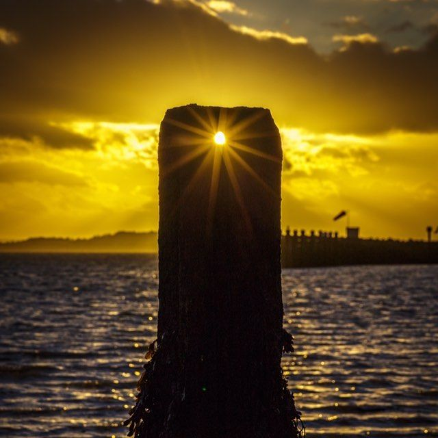 Daphne Wuenn took this photograph during low tide in Poole Harbour Dorset. To join in with #englandsbigpicture send your photograph to england@bbc.co.uk #england #picoftheday #photosofbritain #photosofengland #top_10_pics_of_the_week #ukpotd #capturingbritain #england2017 #englandphotography #englandinpictures #photographs #pooleharbour #dorset #sunset #seascape #weather #winter