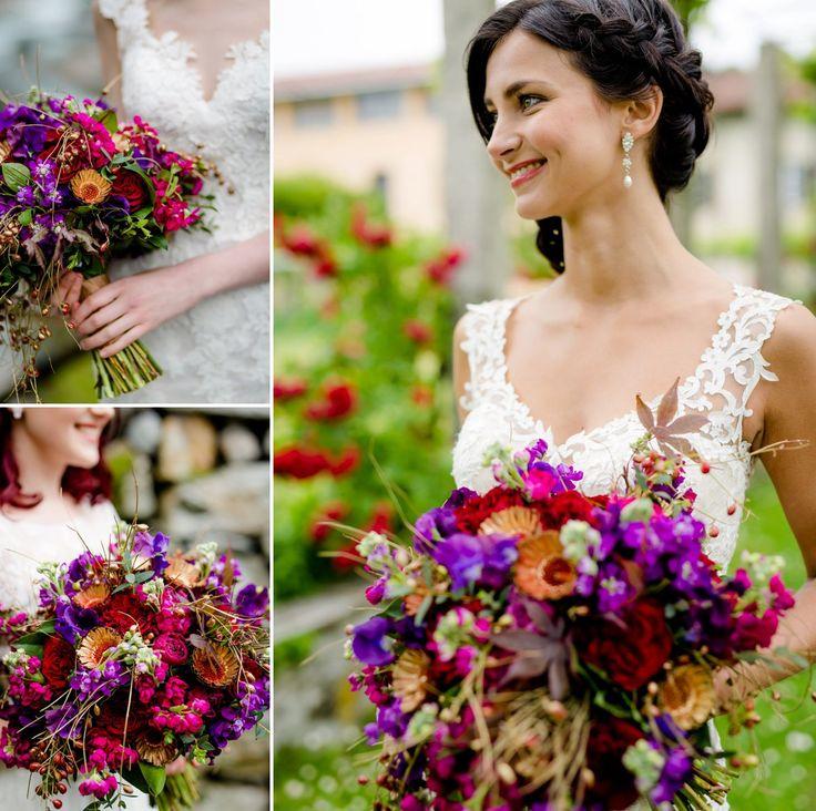 Brautstrauß Trend im Sommer | Hochzeitsblog marryMAG| Der Hochzeitsblog