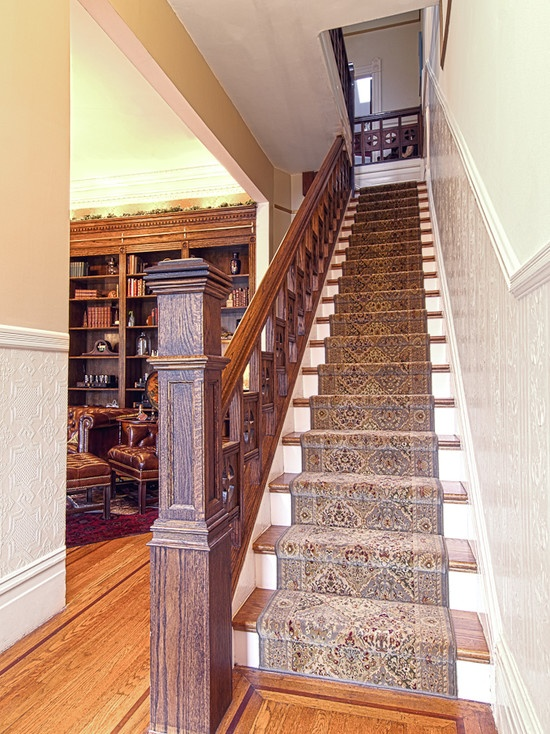 Best Victorian Design Staircase Staircases And Fireplaces 400 x 300