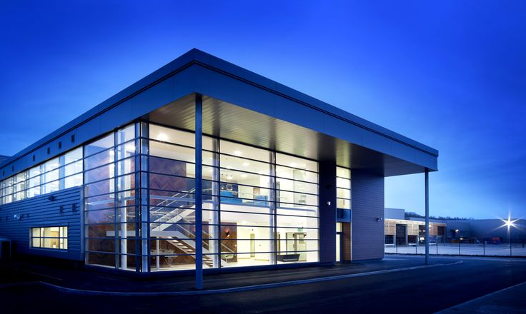 Our head office and Northern Showroom in Carnforth
