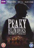 #9: Peaky Blinders - Series 1-2 [DVD] [2013]