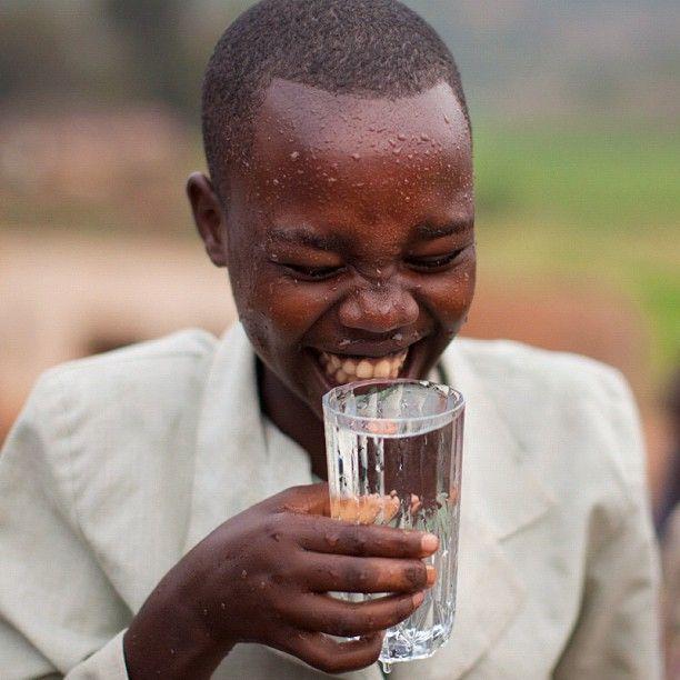 Charity Water: Rawanda