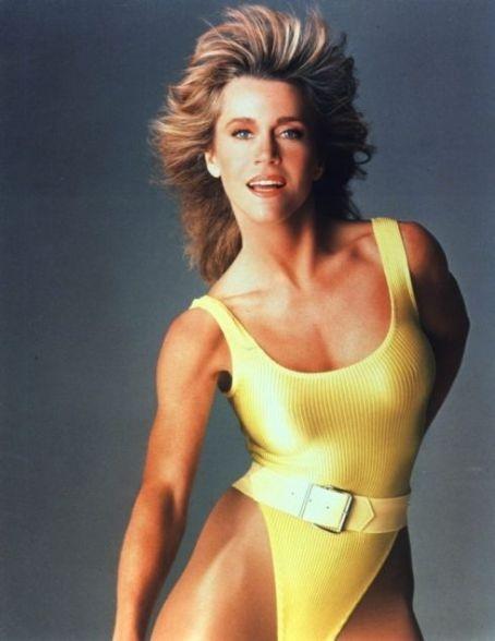 A pimped Jane Fonda!