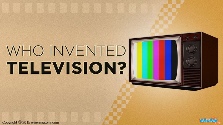 Who invented television and when was it invented? For more interacting GK articles for kids, visit: http://mocomi.com/learn/general-knowledge/