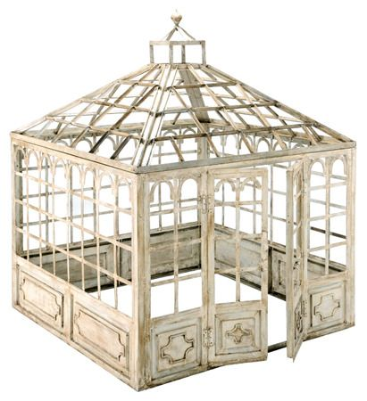 Victorian Rêverie Conservatory for showroom display--larger scale