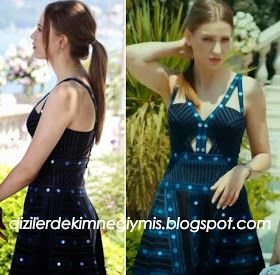 Medcezir - Mira (Serenay Sarıkaya), BCBG Dress