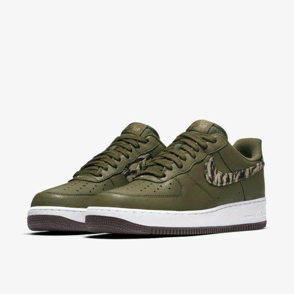Nike Air Force 1 AOP Premium Olive