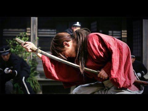 Rurouni Kenshin : Kyoto Inferno : All Action Scenes - YouTube