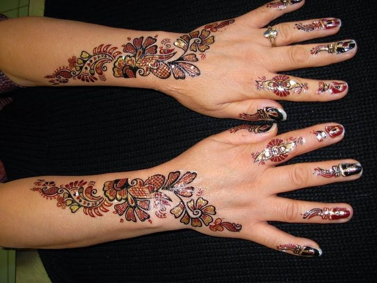 Mehndi Tattoos gallery pictures