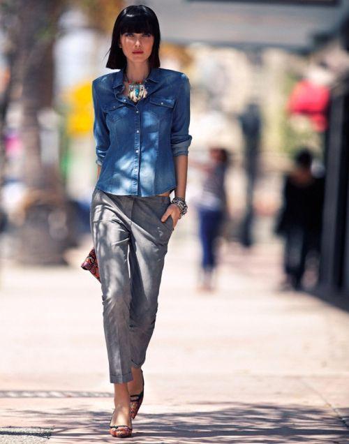 Андресса Фонтана (Andressa Fontana) в фотосессии для июльского номера журнала Grazia Италия / Мода / trendy