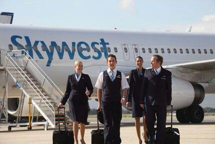 Skywest Airline, Western Australia, now part of Virgin Australia