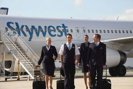 Skywest Airline, Western Australia, now part of Virgin Australia
