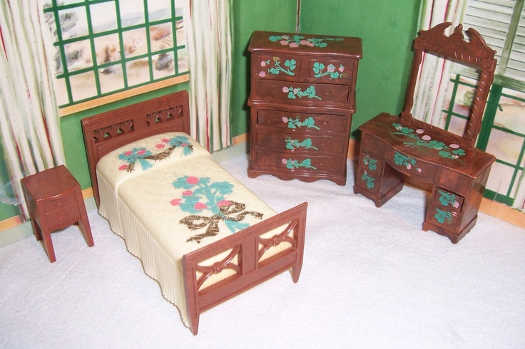 150 Best Old Doll Houses Images On Pinterest Doll Houses Dollhouses And Doll Furniture