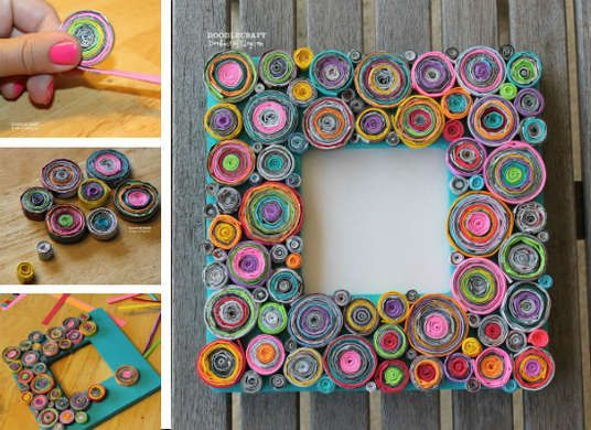 28 Best Images About Kids Handmade Photo Frame Ideas On