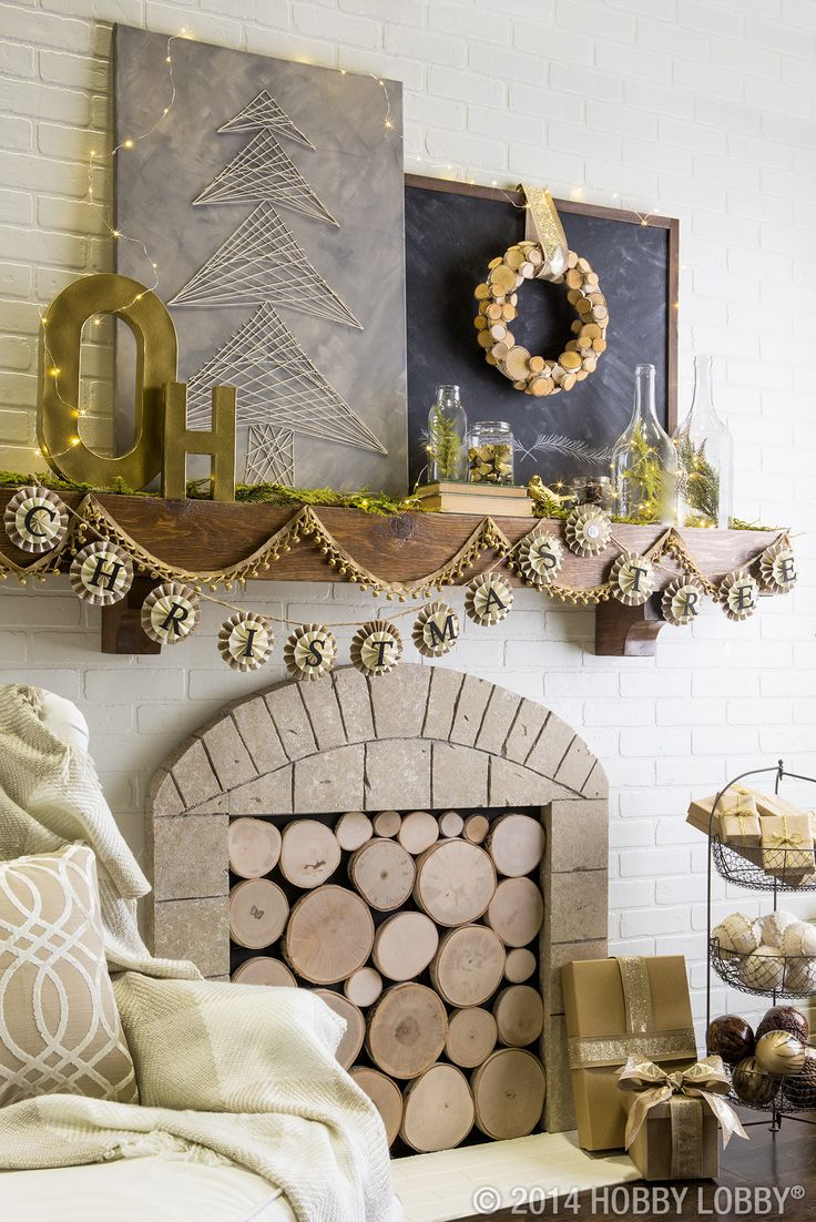 Chipboard Letters Ideas ~ Layer paper pinwheels underneath painted chipboard letters