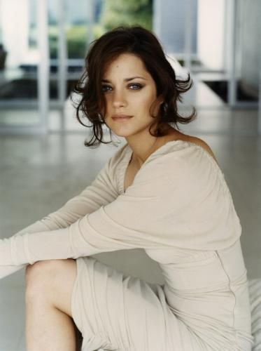 Marion Cotillard. A French Woman with Vu's mindset beauty