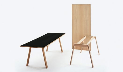 Cappellini – Bac Table Square by Jasper Morrison   Northern Icon, 71 x 33 approx, 2800.