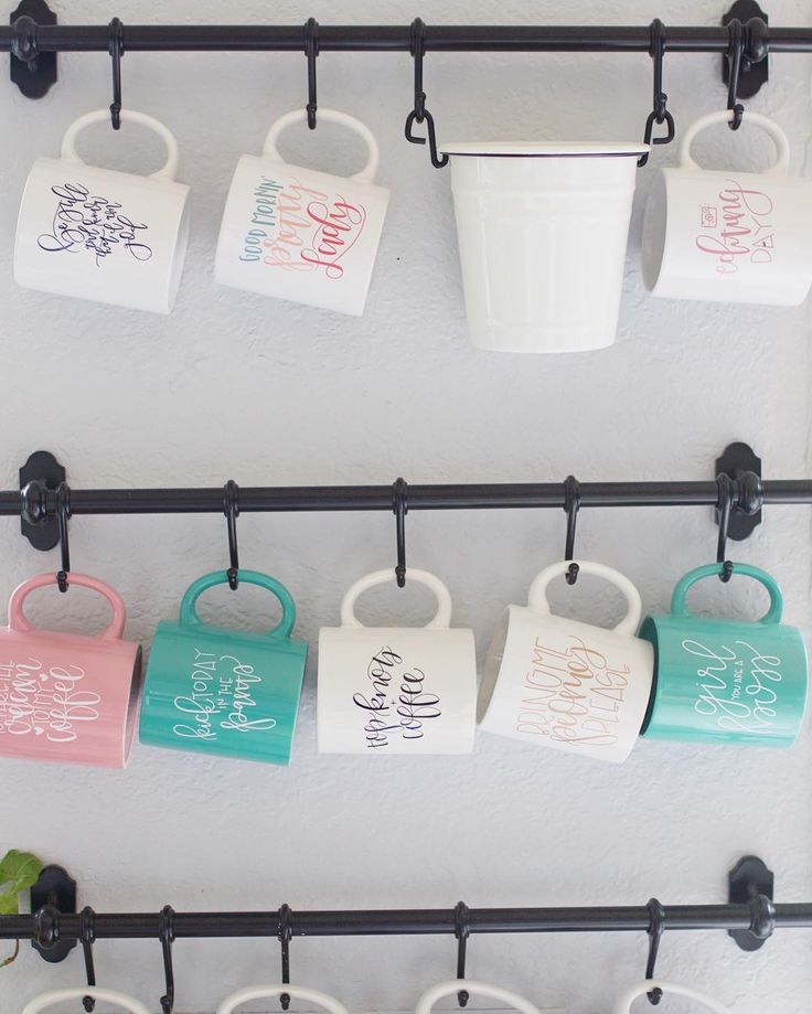Ikea Mug Rack In Chalkfulloflove S Kitchen Snag A Mug At