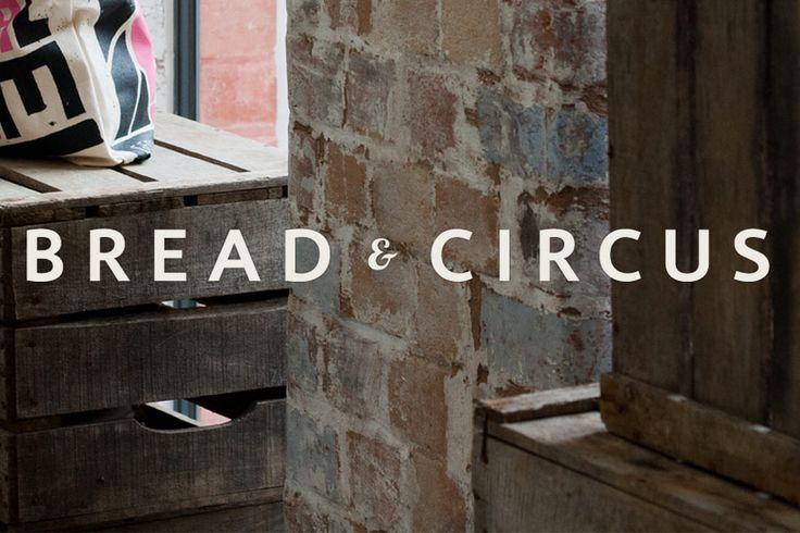 Bread & Circus - Claire Hartley | Freelance Graphic Designer & Illustrator, Birmingham