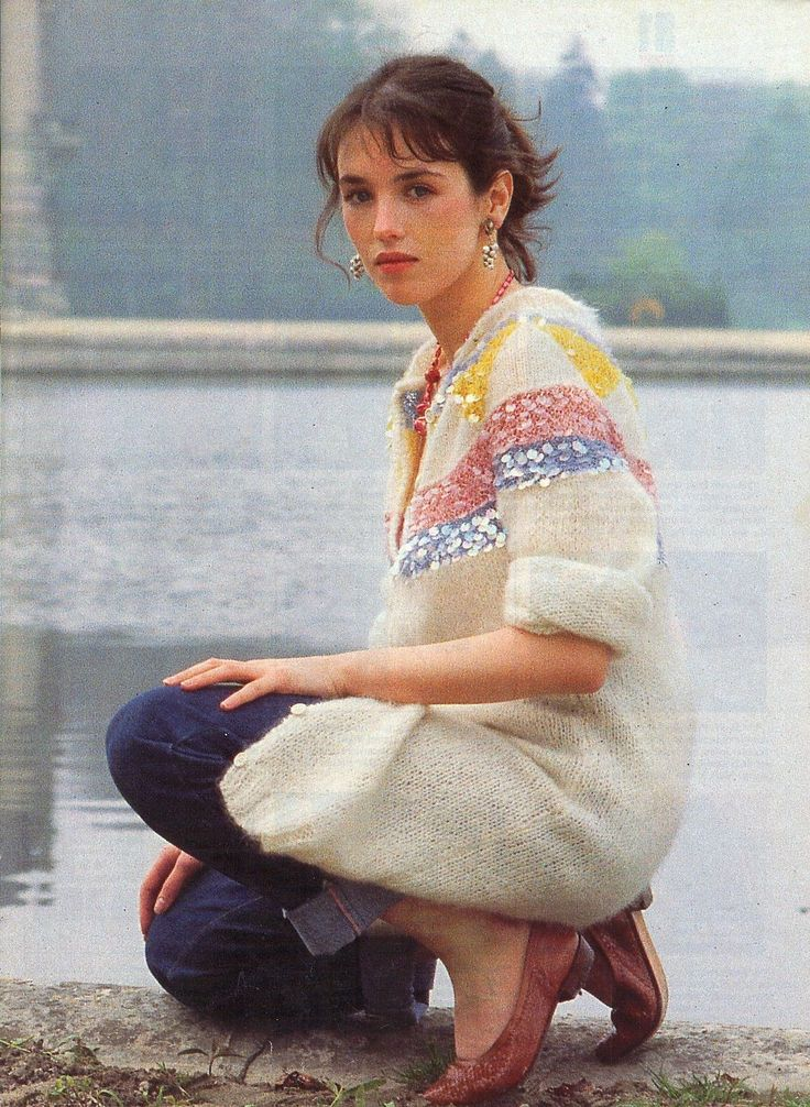 Adjani par Benoit Barbier 1981