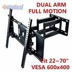 Full Motion TV Wall Mount 32 39 40 42 46 47 50 55 60 65 70 for Samsung Vizio LED