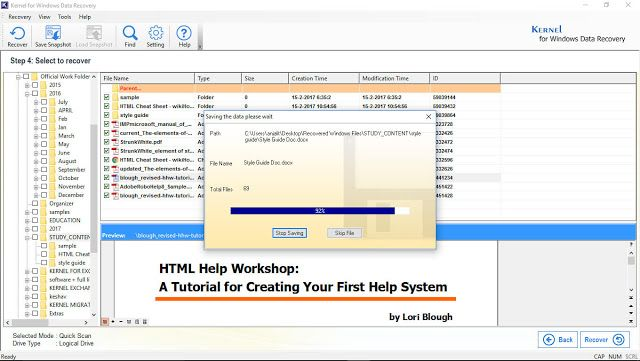 Kernel Windows Data Recovery Registration Code License Key