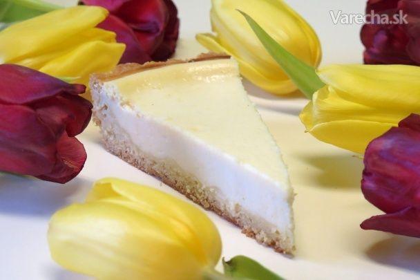 Smotanový koláčik (fotorecept) - Recept