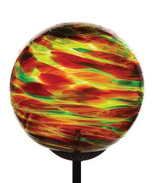 Another great find on #zulily! Multicolor Calico Kitras Solar Light by Kitras Art Glass #zulilyfinds