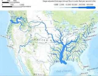 Best Maps Images On Pinterest Cartography United States And - Missouri river on a us map